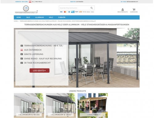 Terrassenüberdachung24